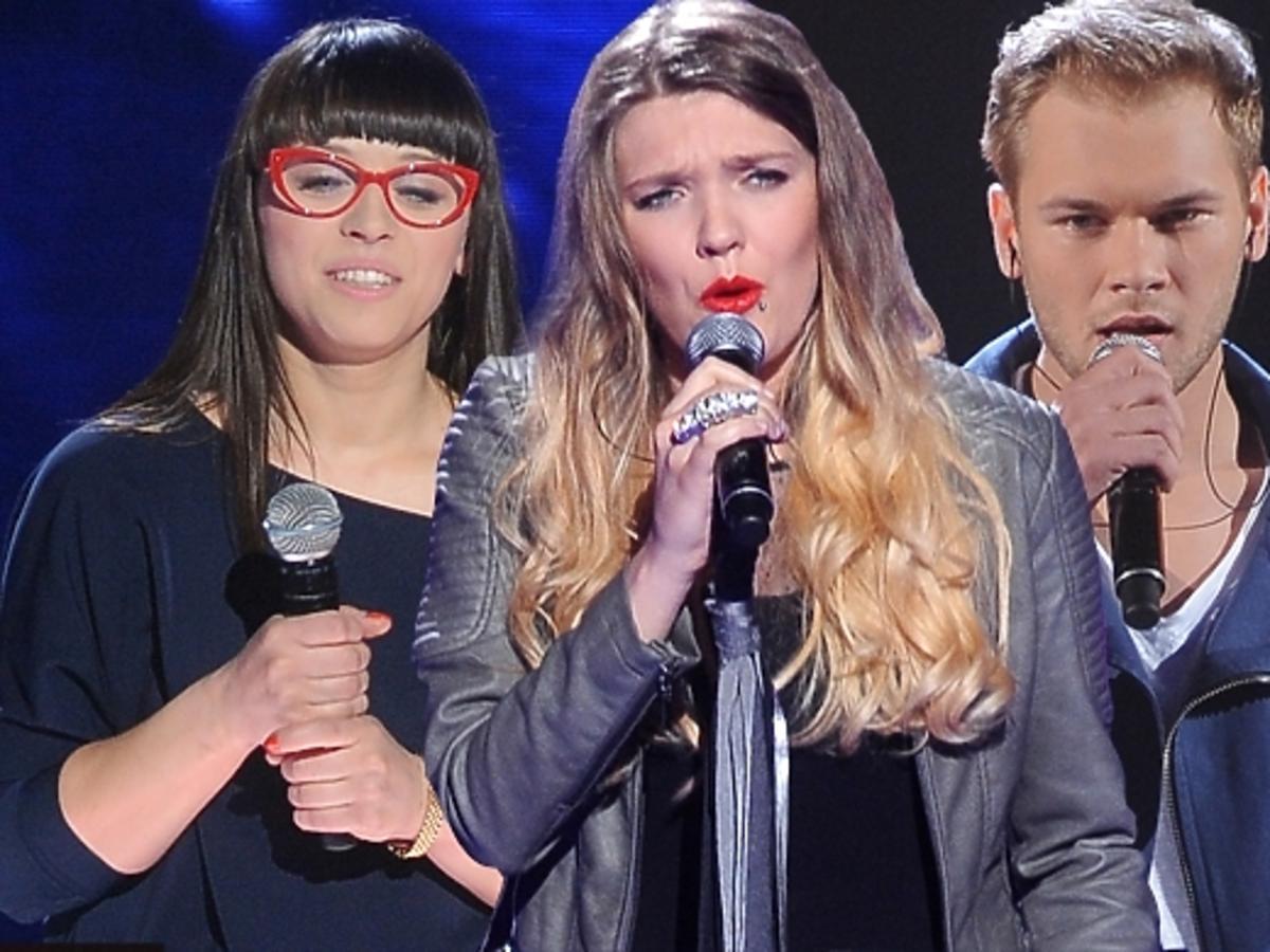 Występy w X-Factor z drugiego odcinka. X-Factor 2014 występy. Daria Zawiałow, Anna Tacikowska, Kuba Jurzyk