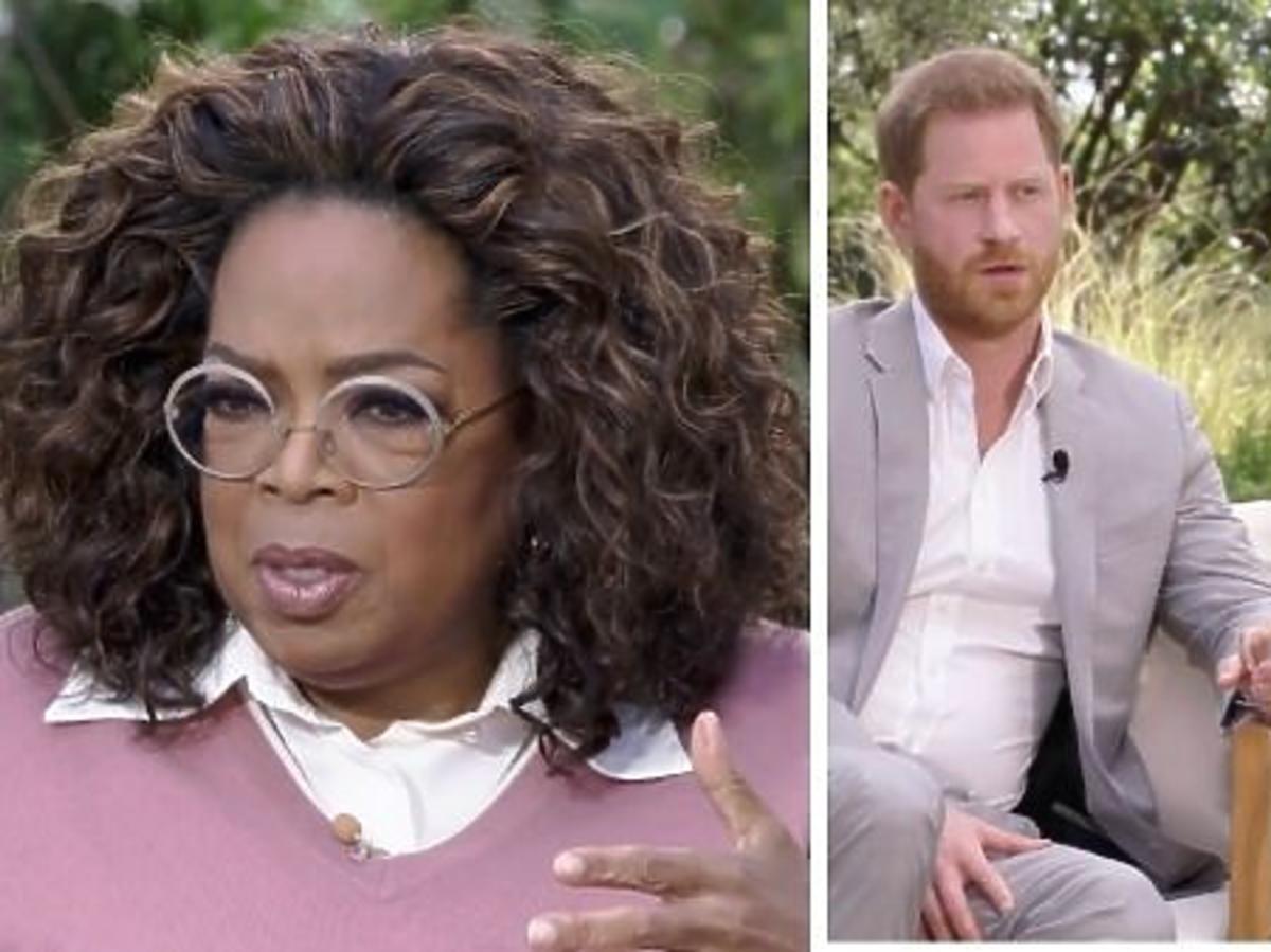 Wywiad Meghan i Harry'ego z Oprah Winfrey