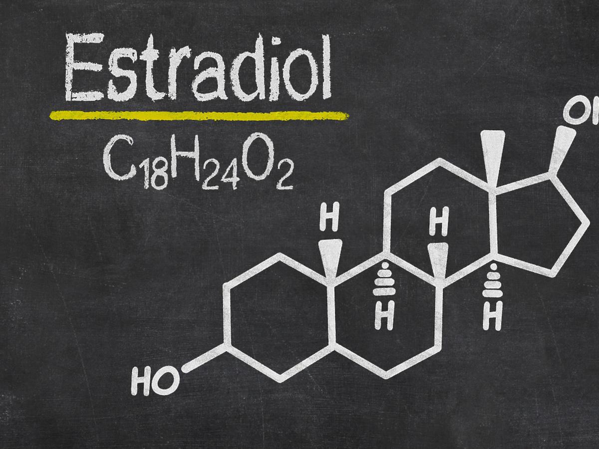 Wzór estradiolu