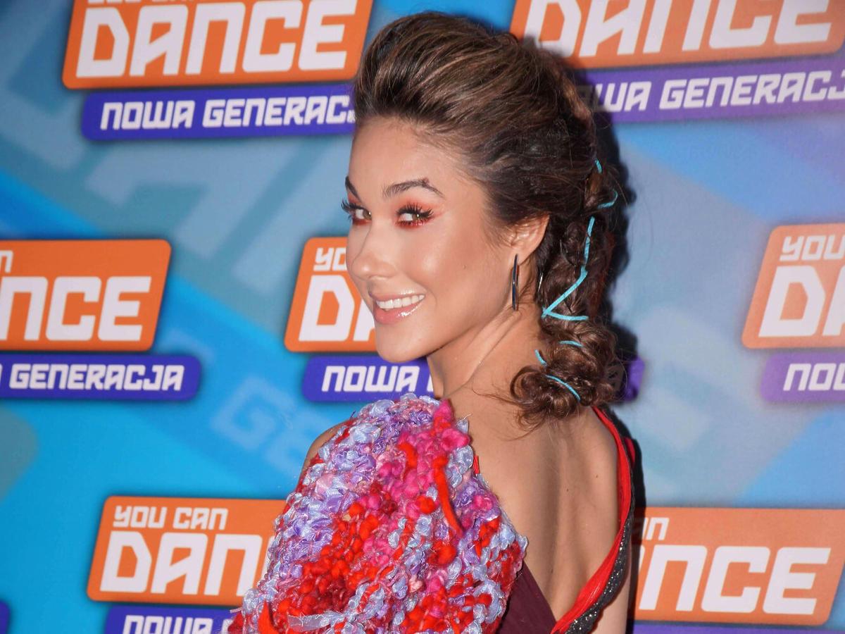 """""""You Can Dance"""" Ida Nowakowska w kontrowersyjnej kreacji"""