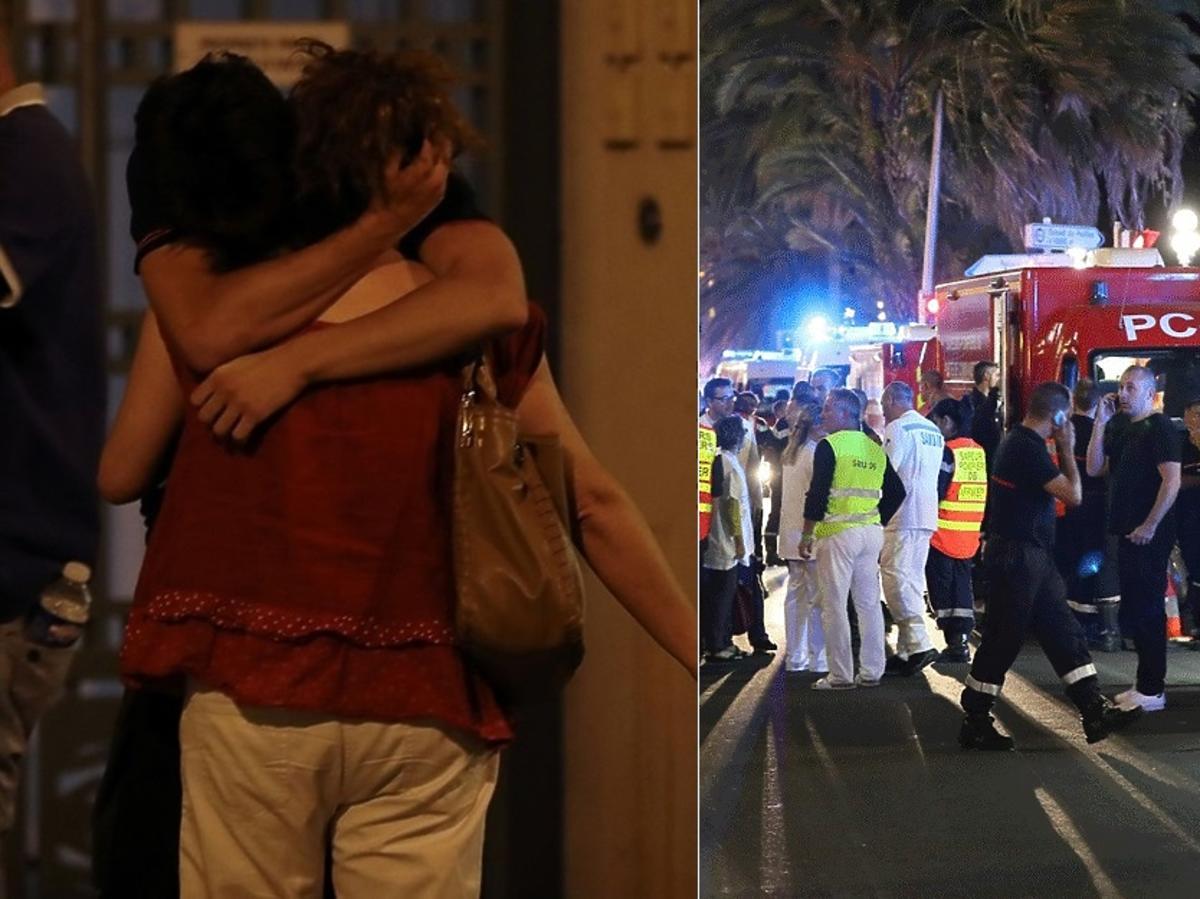 Zamach terrorystyczny w Nicei