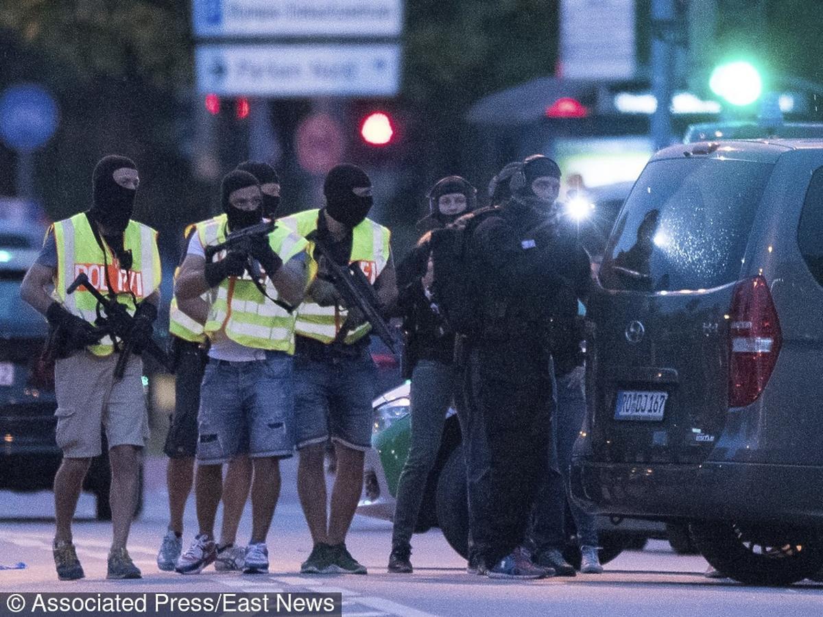 Zamach w Monachium! 9 osób nie żyje! Jest apel do Polaków!