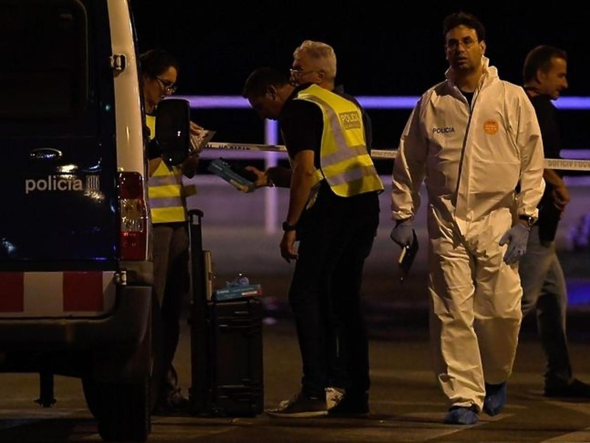 Zamachowcy zaatakowali w Cambrils, policja udaremniła zamach