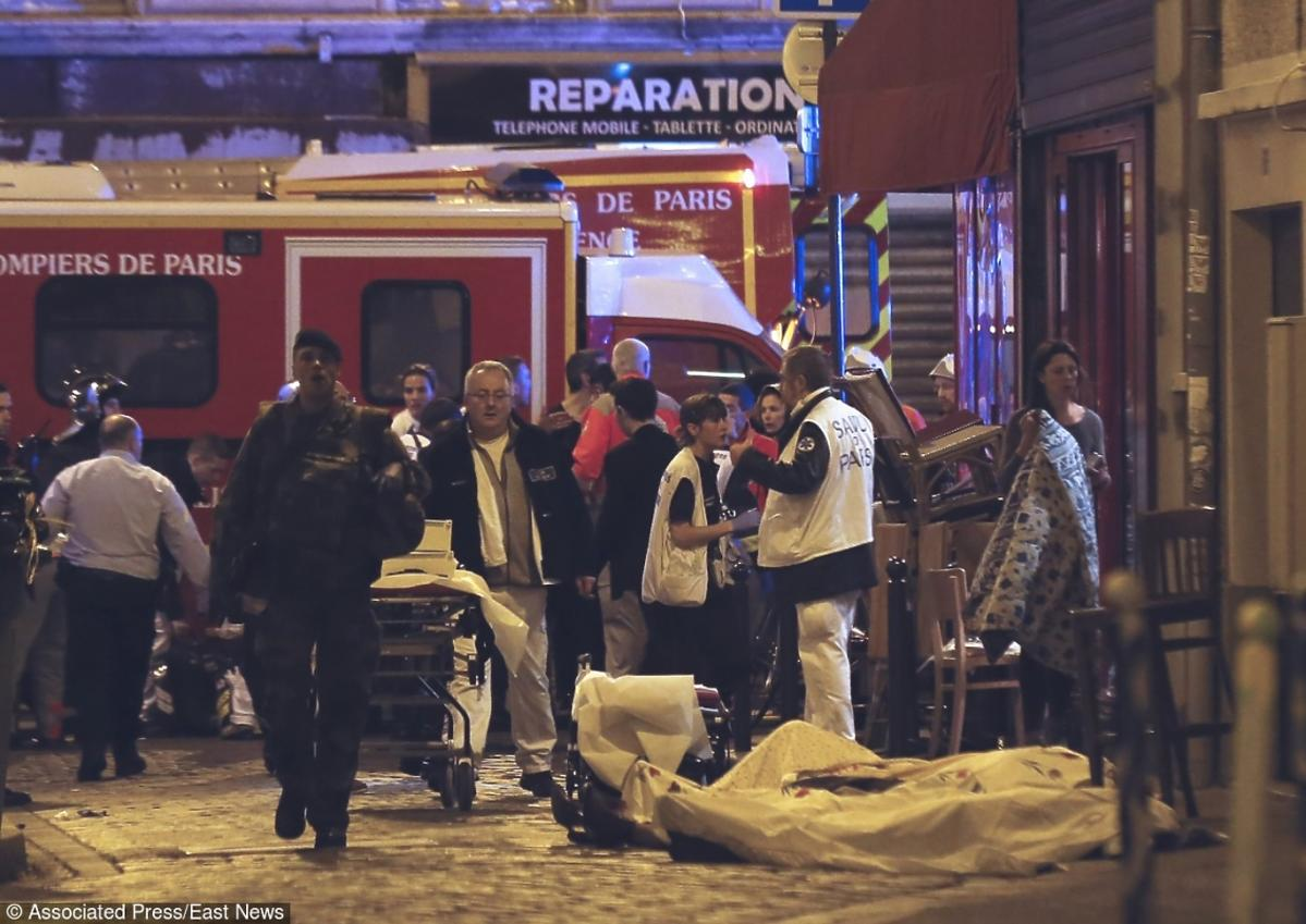 Zamachy terrorystyczne we Francji