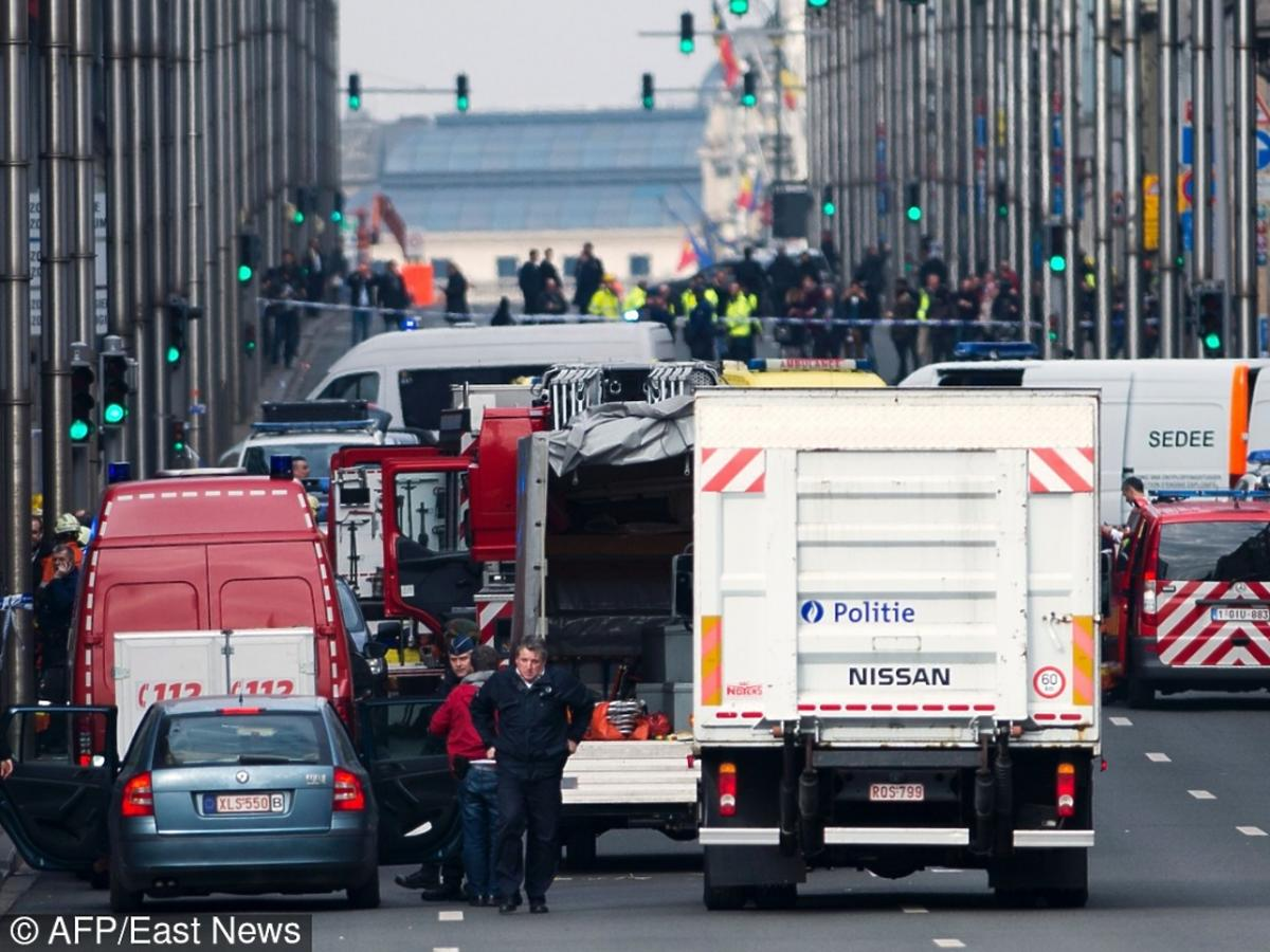 Zamachy w Brukseli