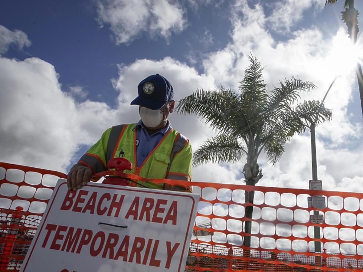 Zamknięta plaża