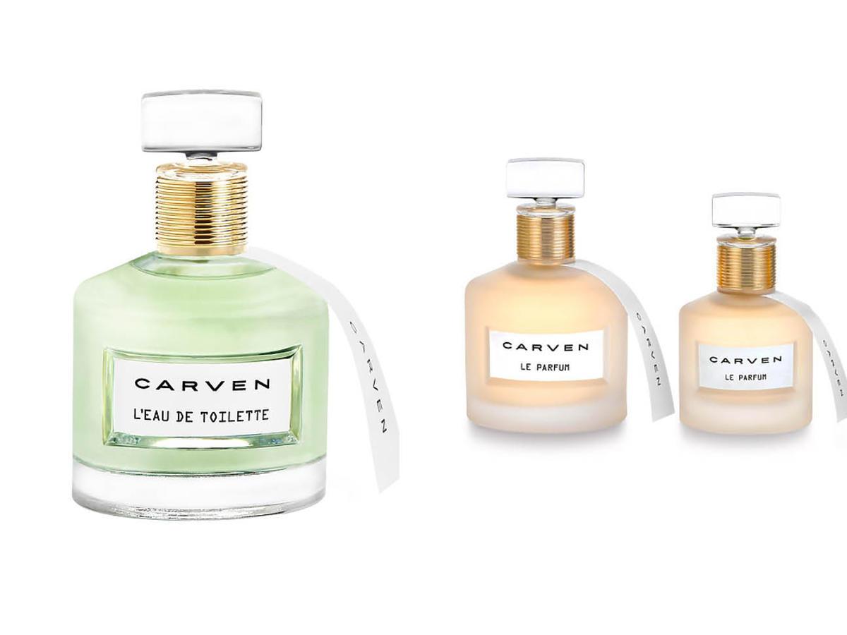 Zapachy Carven