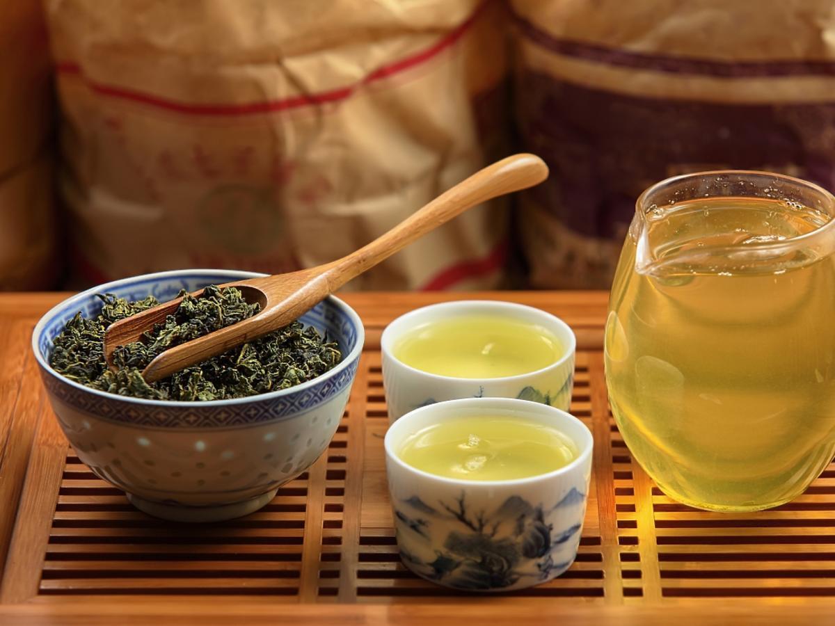 Zaparzona herbata