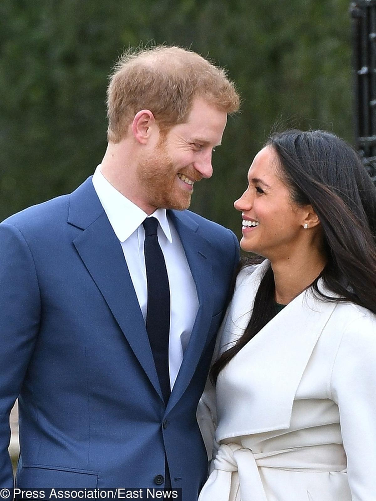 Zaręczyny księcia Harry'ego i Meghan Markle