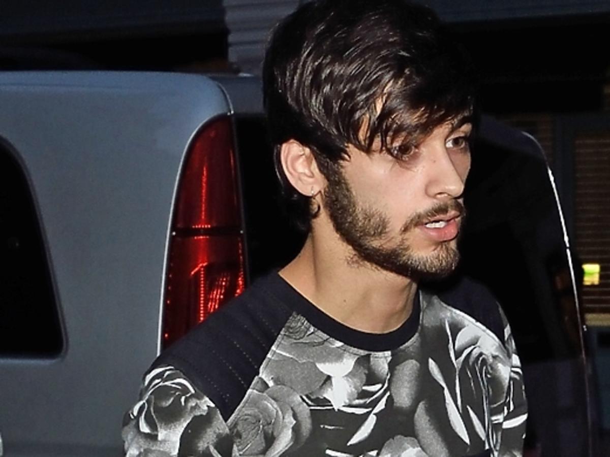 Zayn Malik nagrał utwór po odejściu z One Direction