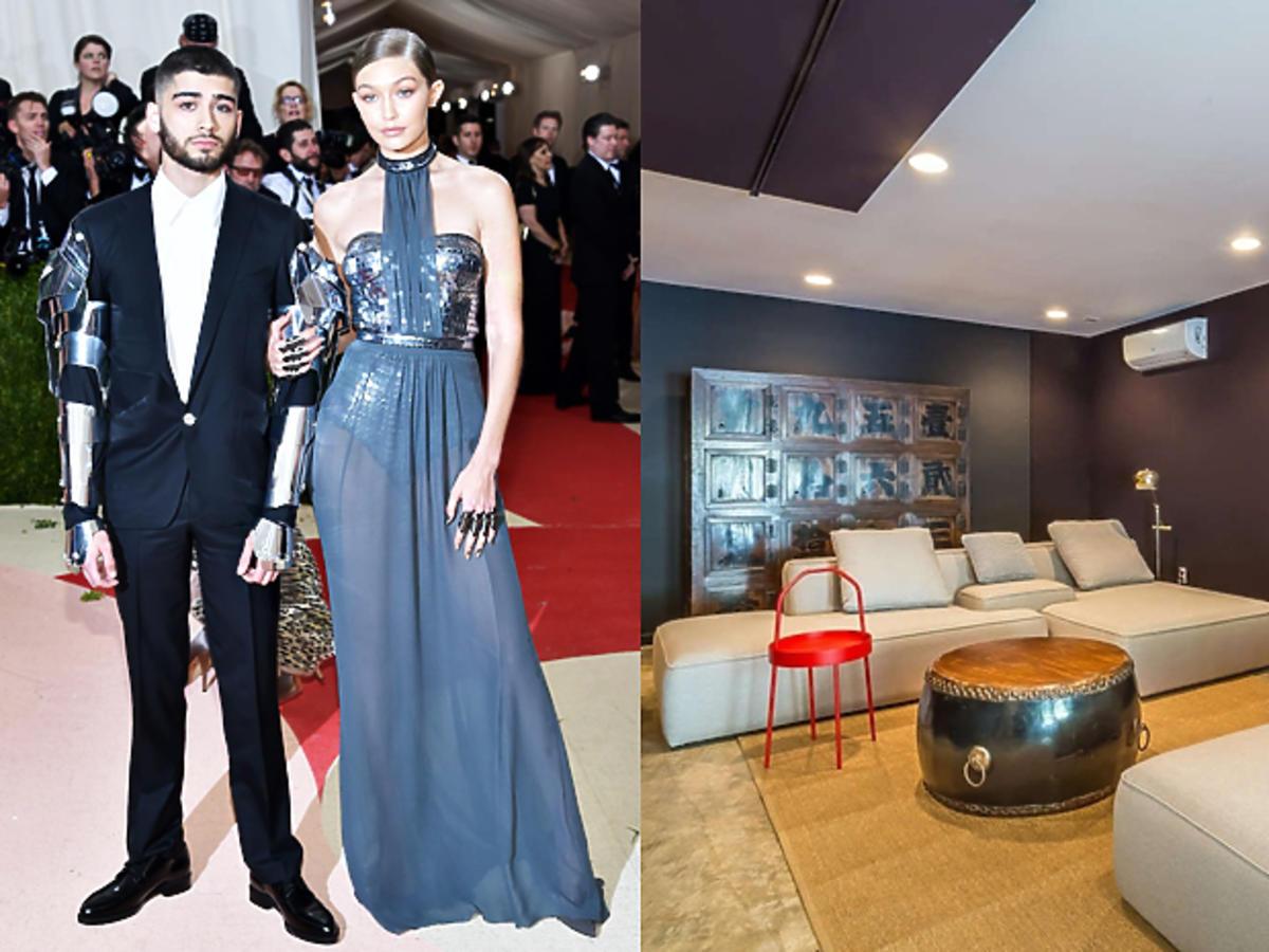 Zayn Malik sprzedaje dom, żeby mieszkać z Gigi Hadid