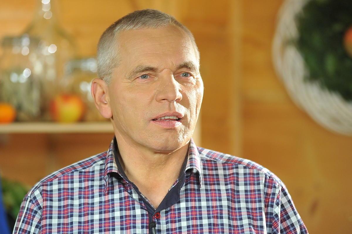 Zbigniew Pyda z Rolnik szuka żony 3