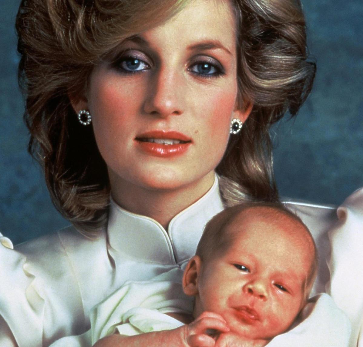 zdjęcia z chrztu księcia Harry'ego