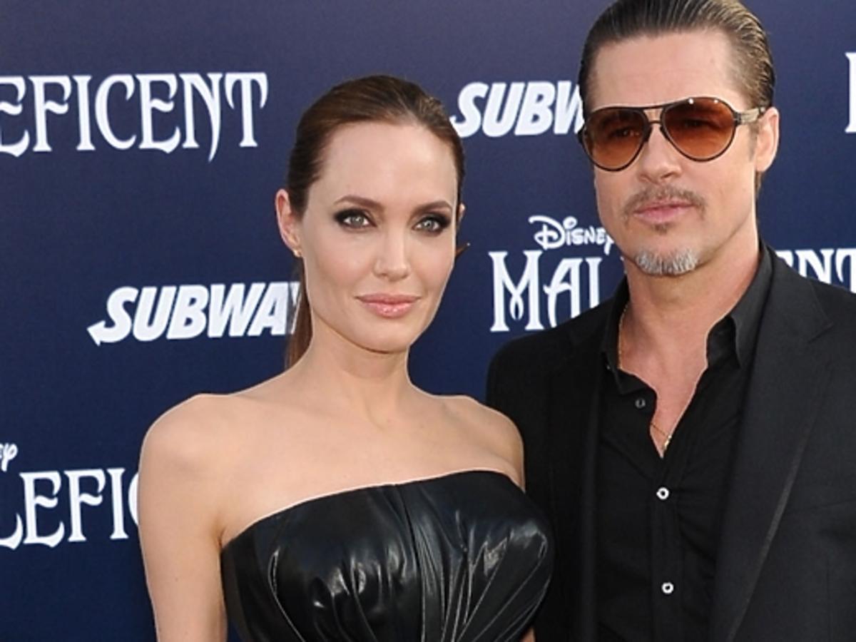 Zdjęcia z nowego filmu Angeliny i Brada