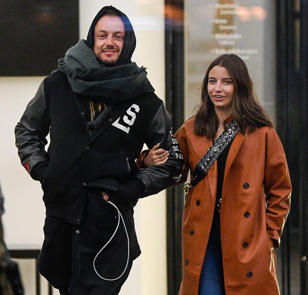 Zdjęcia z randki Barona i Julii Wieniawy