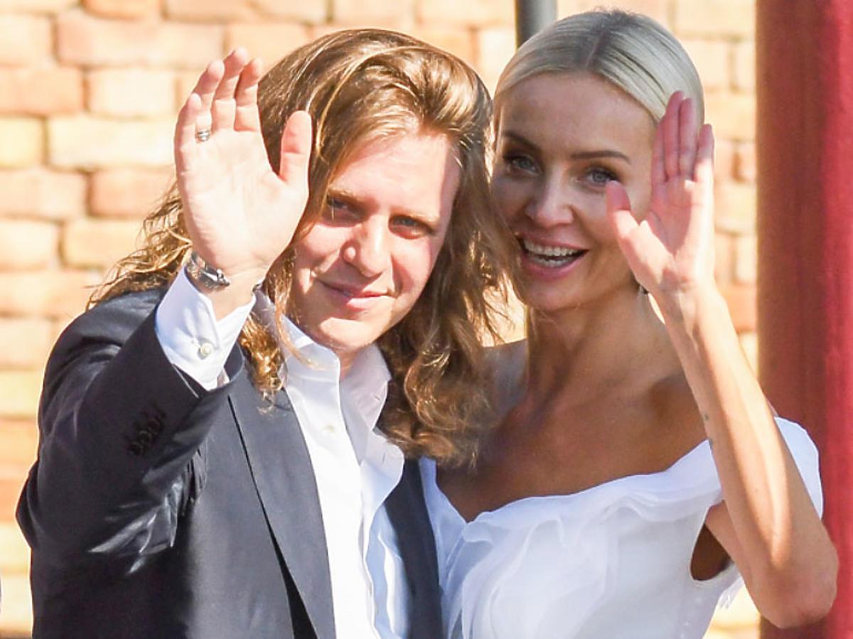 zdjęcia ze ślubu Agnieszki i Piotra Woźniaków-Staraków