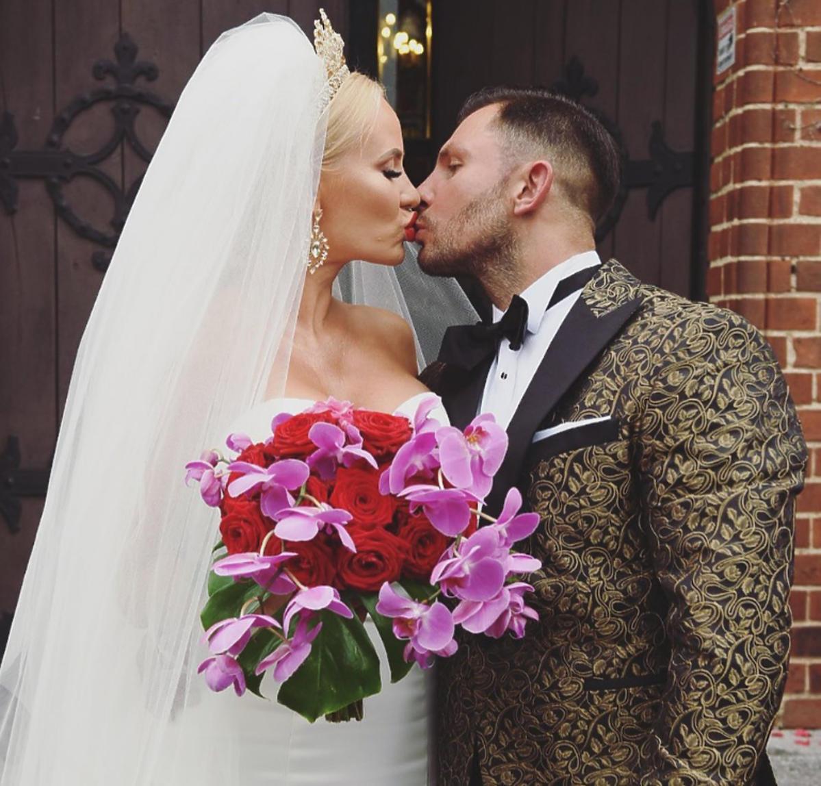 Zdjęcia ze ślubu Izabeli Macudzińskiej z programu