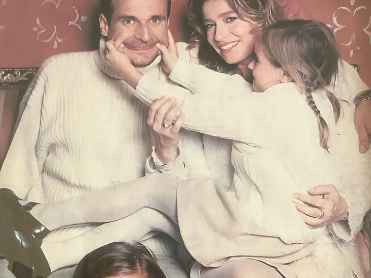 Zdjęcie rodzinne Pawła Kukiza