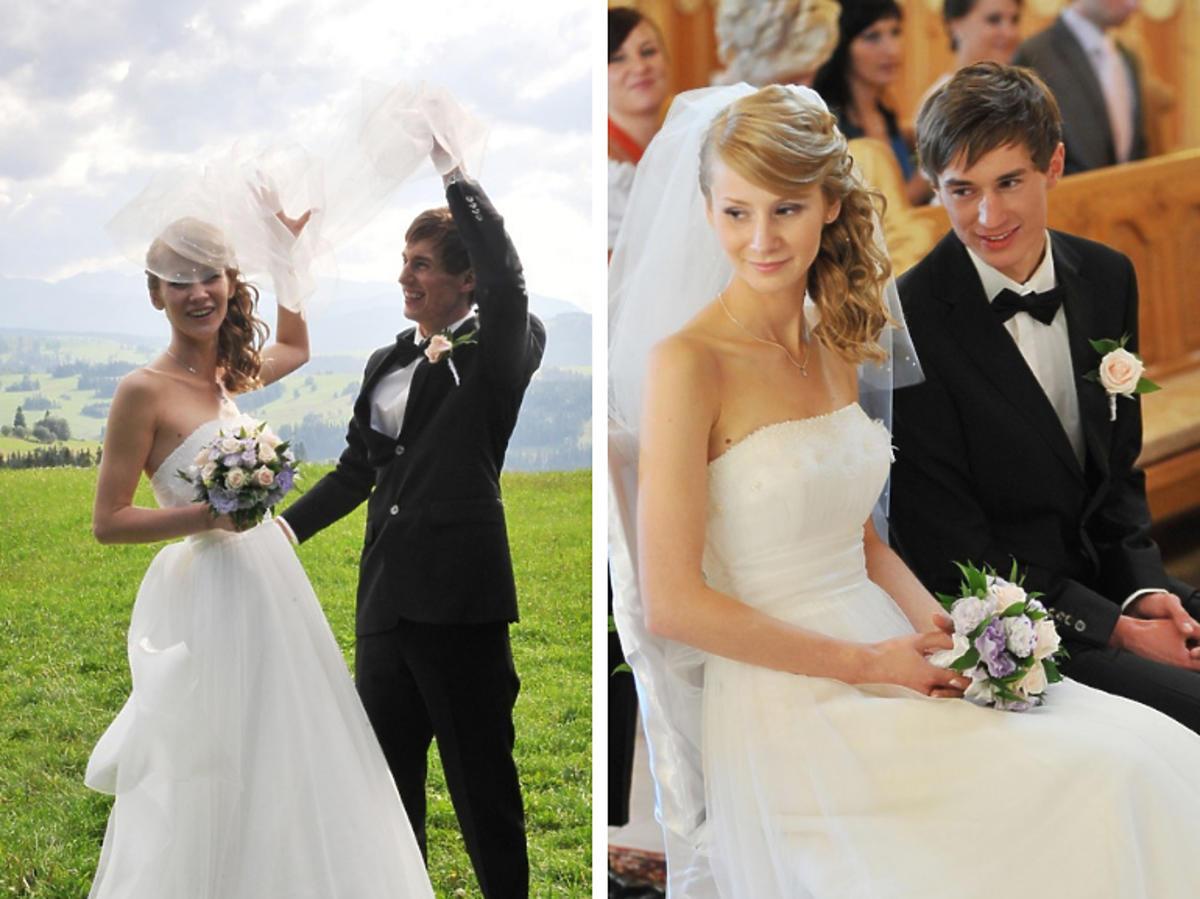 Zdjęcie ze ślubu Kamila i Ewy Stochów