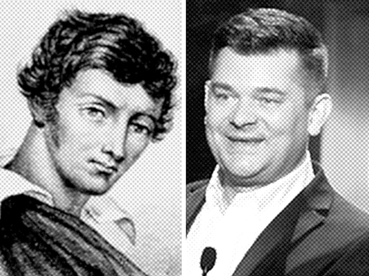 Zenek Martyniuk i Adam Mickiewicz