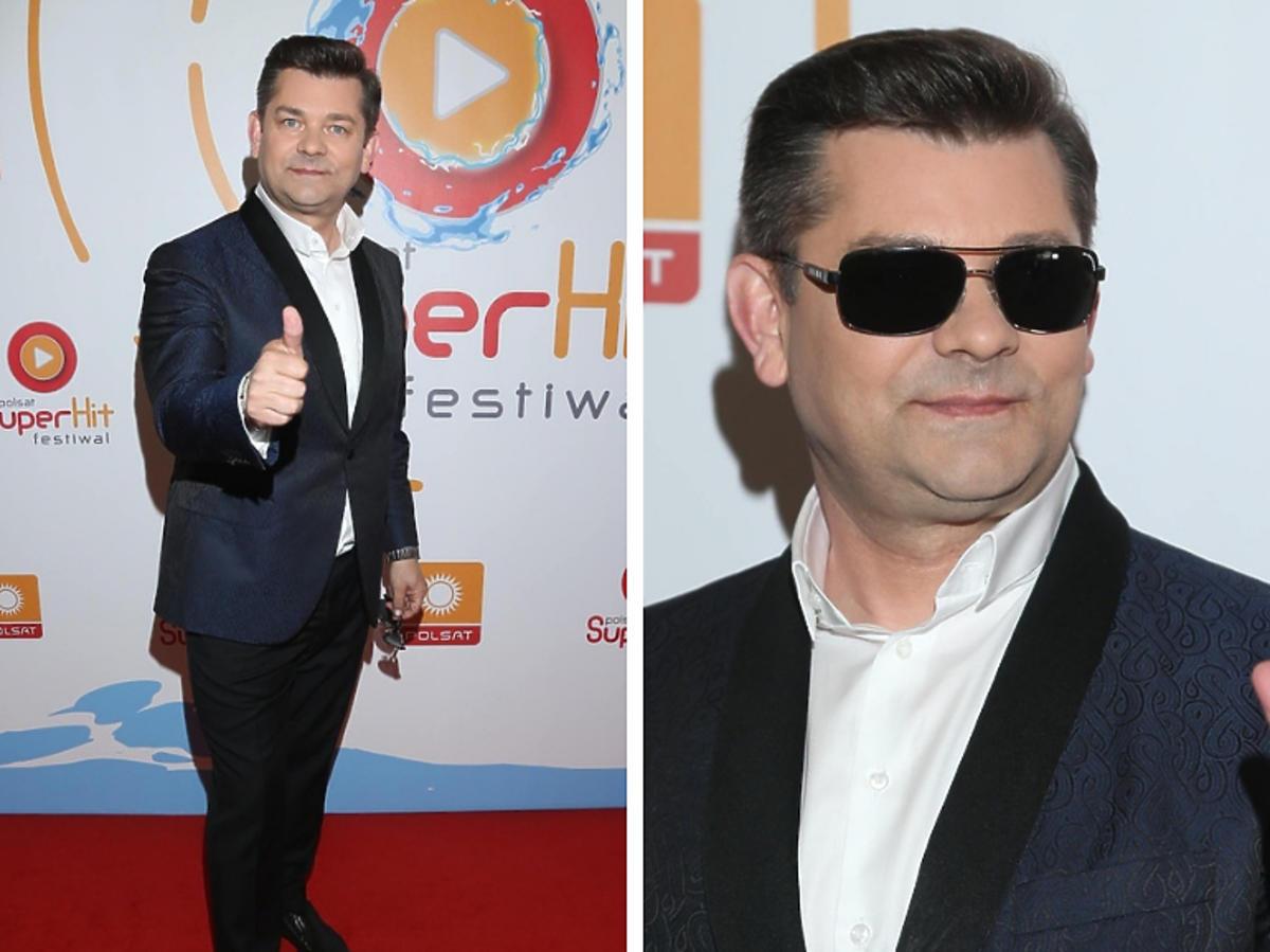 Zenek Martyniuk na konferencji Polsat SuperHit Festiwal 2019