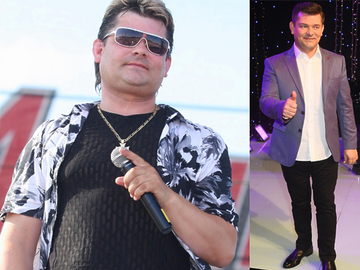 Zenek Martyniuk schudł 15 kg
