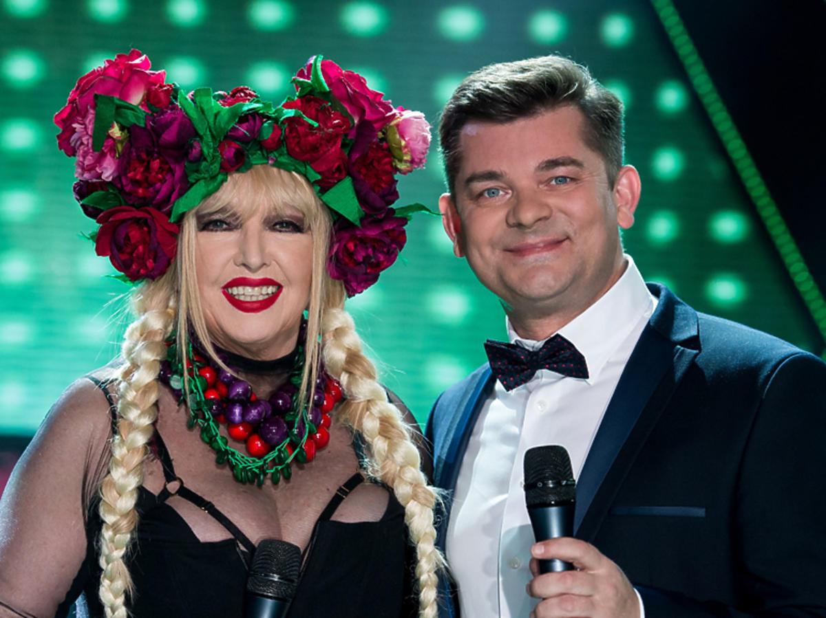 Zenek Martyniuk z Marylą Rodowicz