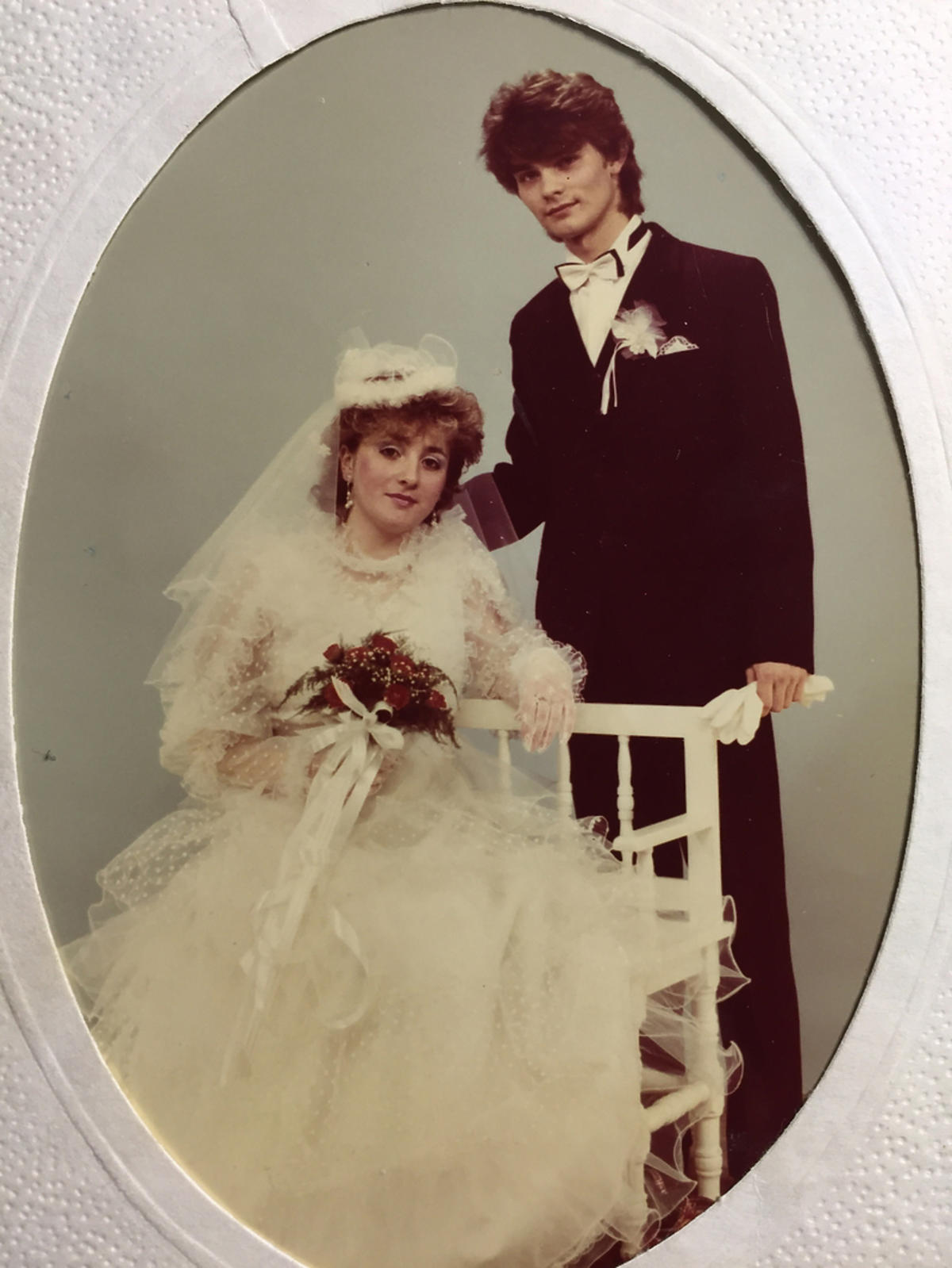 Zenek Martyniuk zdjęcie ślubne z żoną Danusią