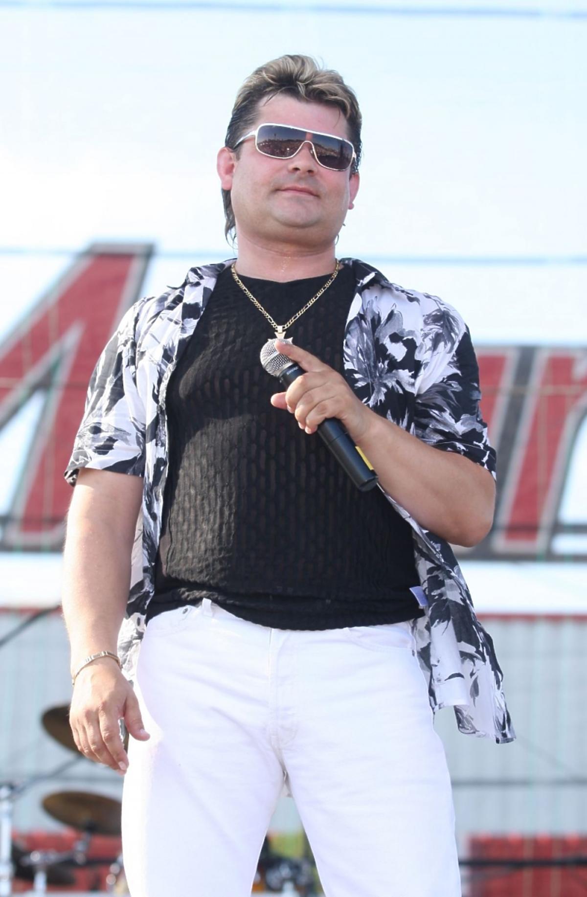 Zenon Martyniuk na scenie