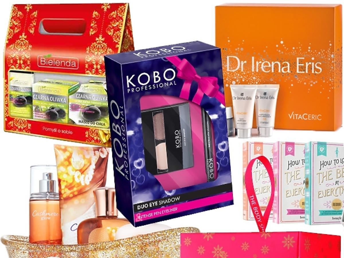 zestawy świąteczne 2012, kosmetyki