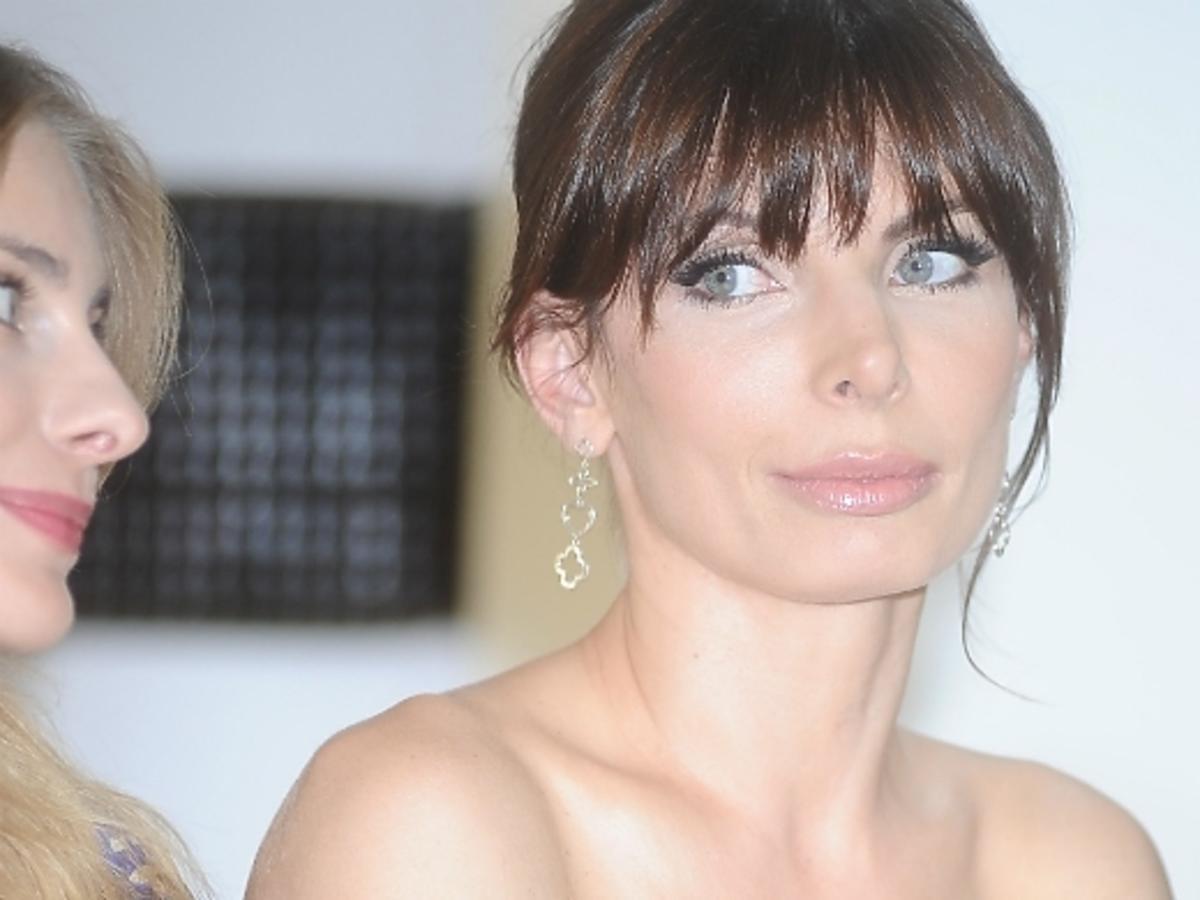 Znana aktorka w kreacji Agnieszki Dygant