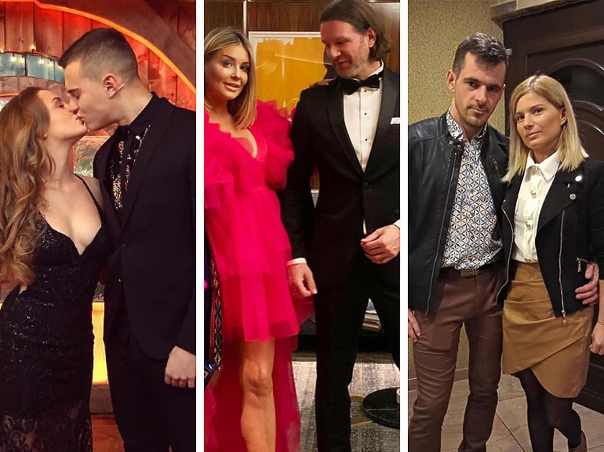 Znane pary w polskim show-biznesie