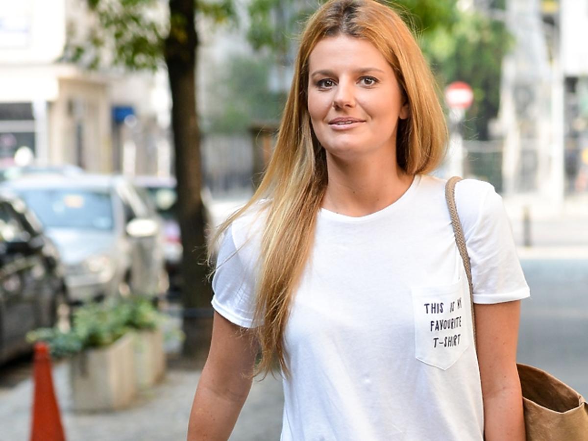 Zofia Zborowska zmieniła fryzurę