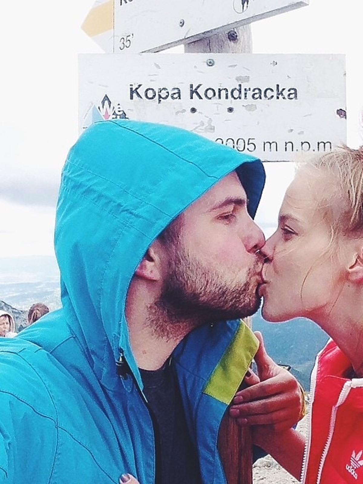 Zuza Kołodziejczyk na wakacjach z chłopakiem