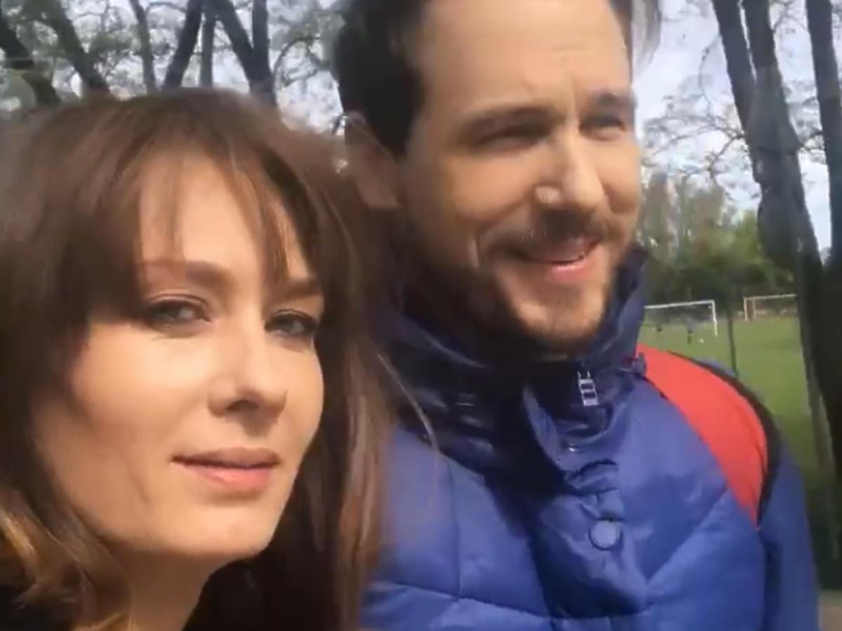 Zuza z Przyjaciółek z nowym kochankiem w 14. sezonie serialu