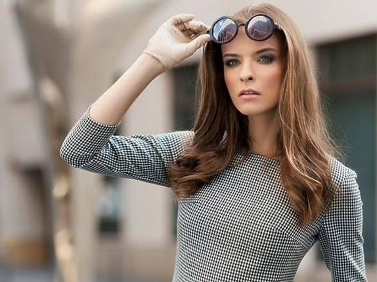 Zuzanna Kołodziejczyk w kampanii AXE