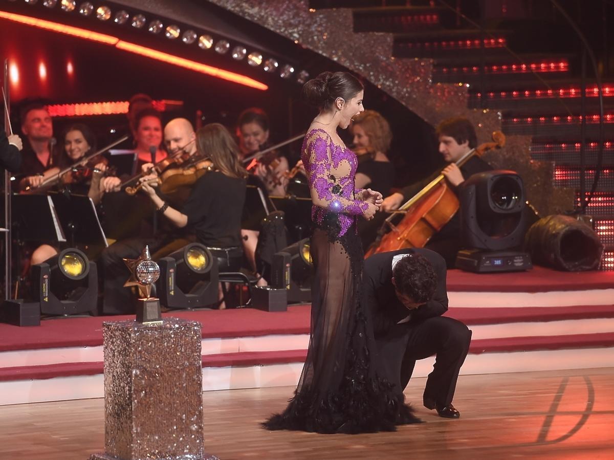 Zwycięstwo Agnieszki Sienkiewicz i Stefano Terrazzino w Tańcu z Gwiazdami