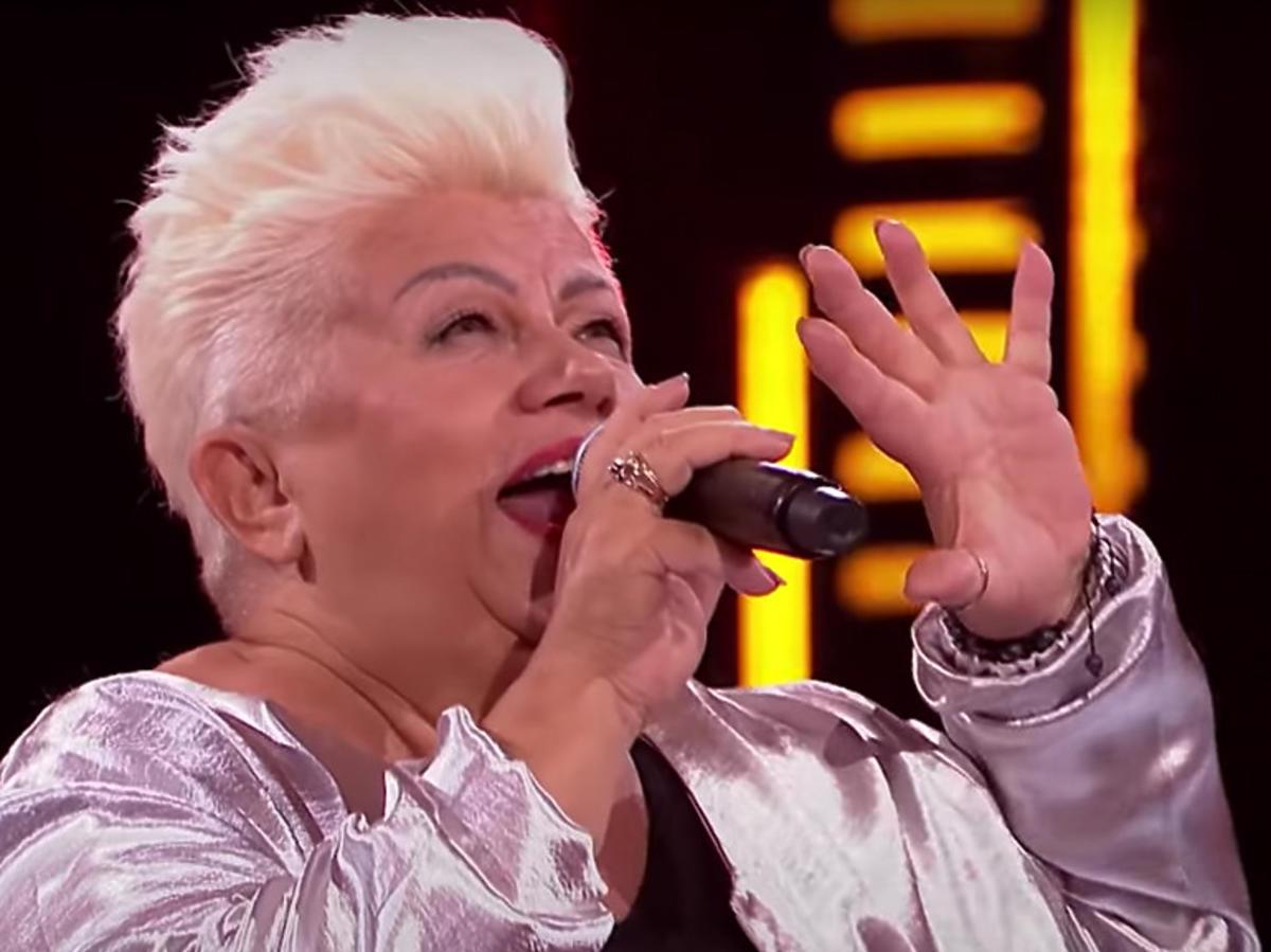 Zwyciężczyni The Voice Senior 2, Barbara Parzeczewska