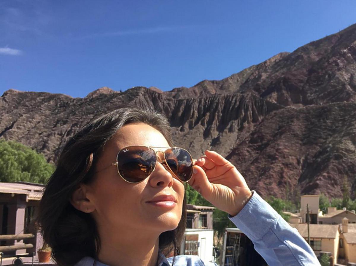 Kinga Rusin, Agent, Agent Gwiazdy, Argentyna, Instagram