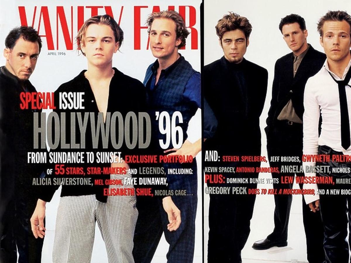 Vanity Fair Hollywood Issue 1996