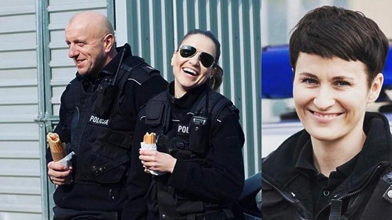 Policjantki I Policjanci Czy Ola Rozbije Związek Rachwał I Białacha