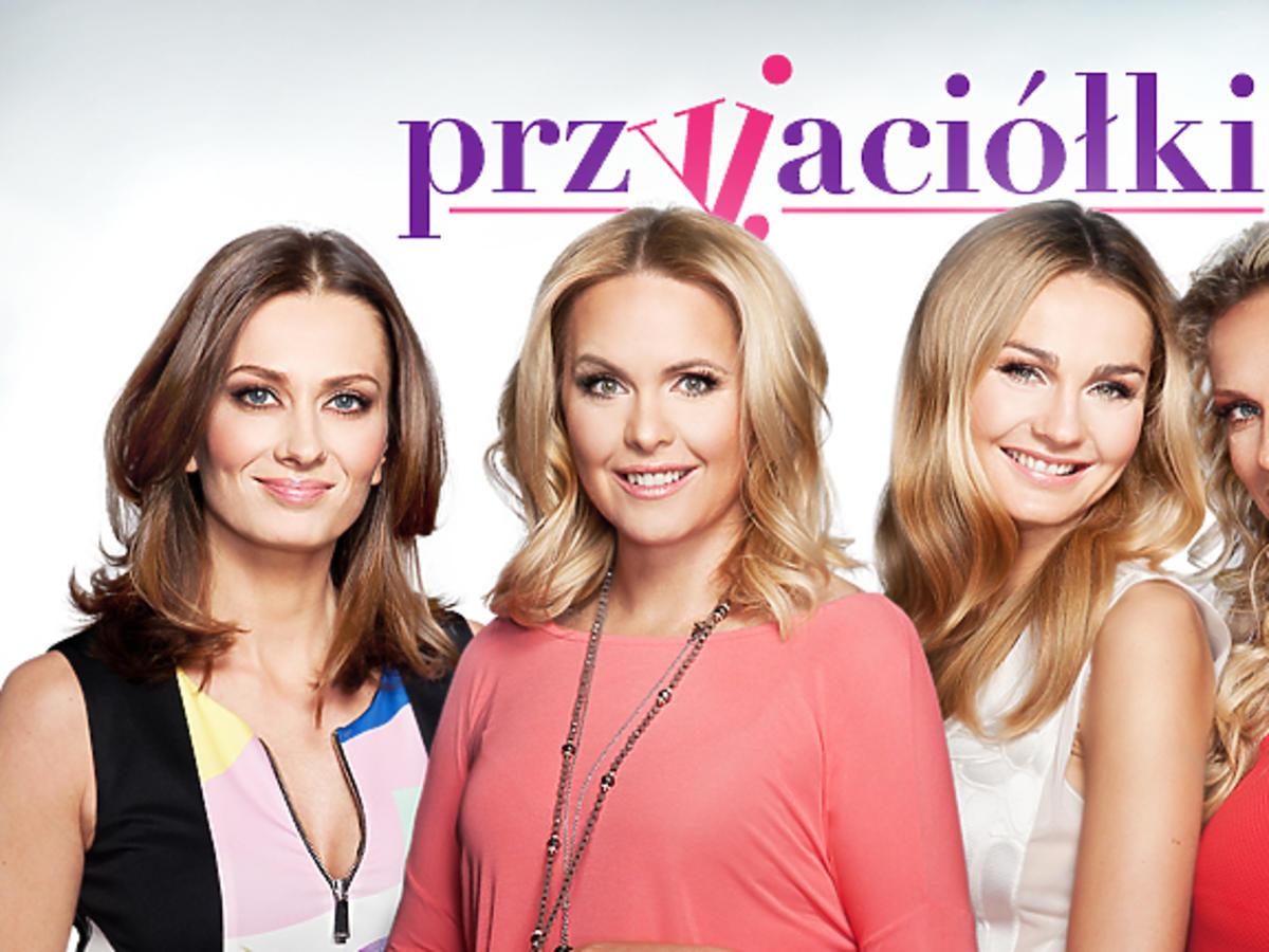 Przyjaciółki plakat serialu