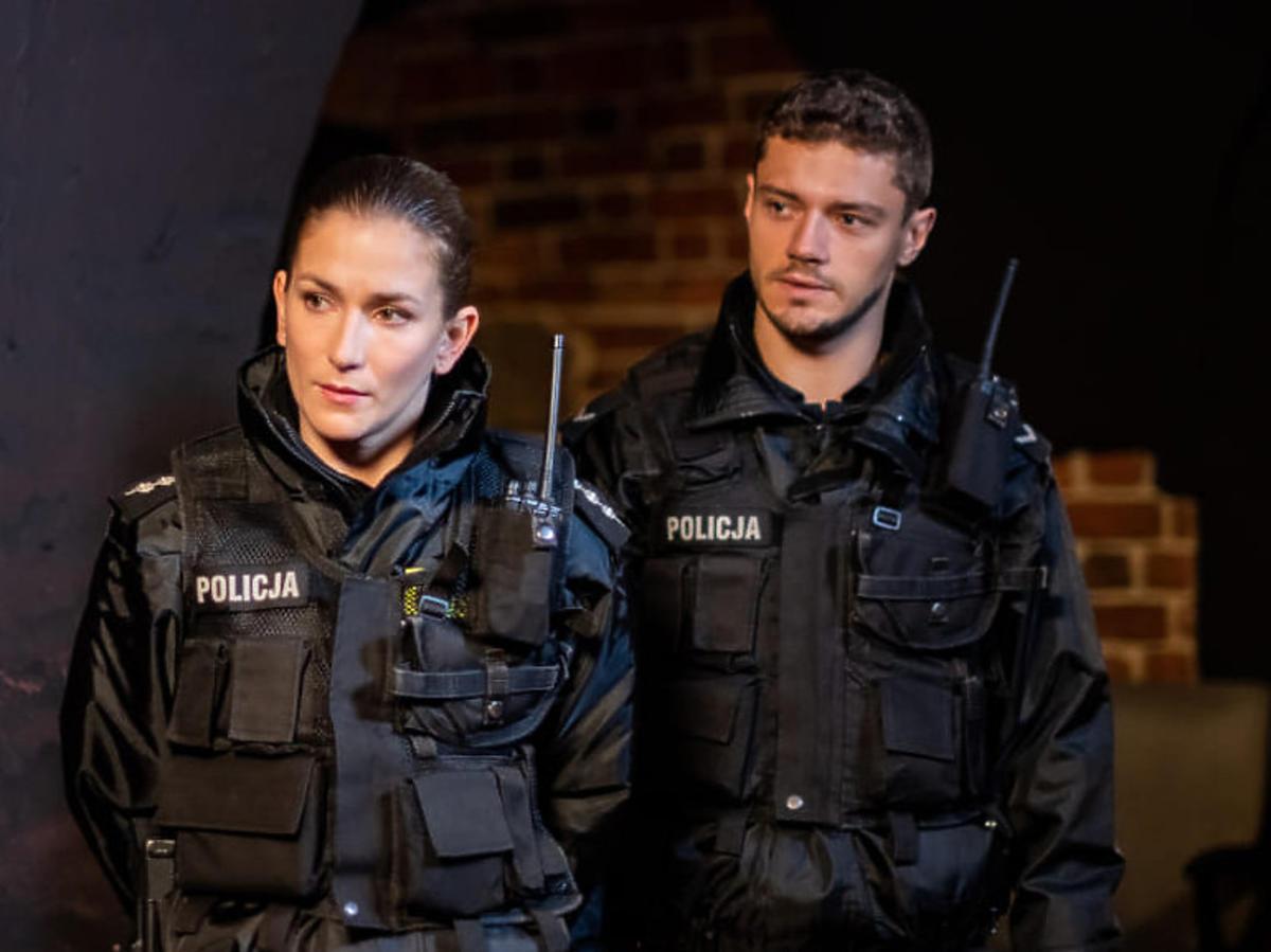 Quiz z serialu Policjantki i policjanci