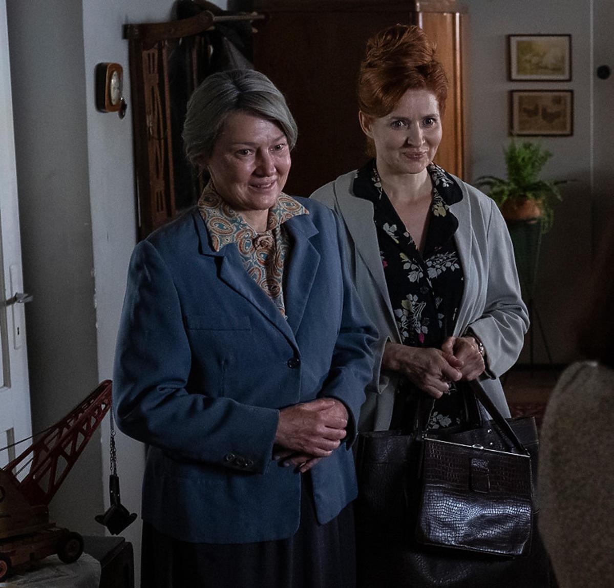 Urszula Grabowska w nowym sezonie Stulecie winnych