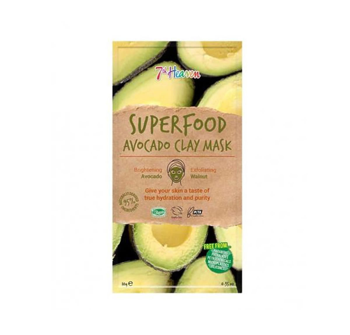 7th Heaven, Superfood Avocado Clay Mask
