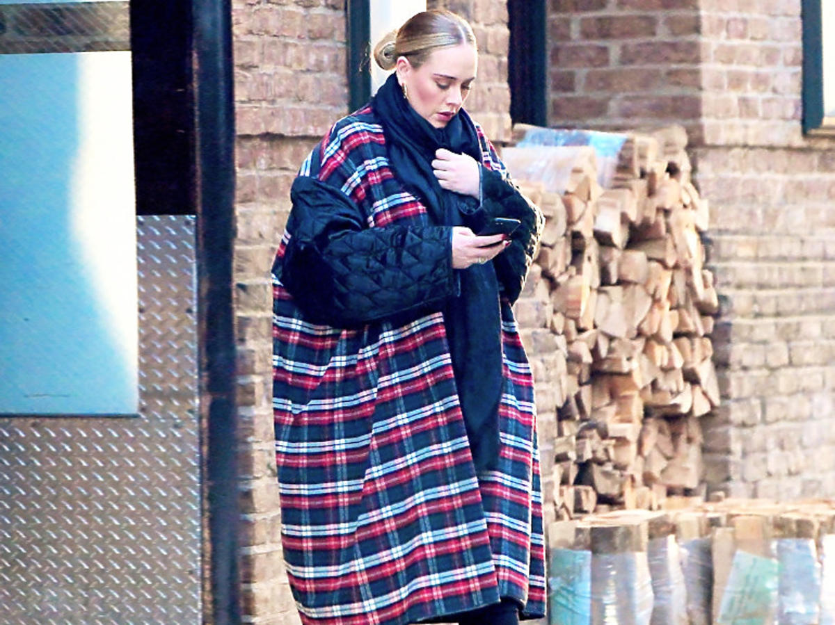 Adele schudła na diecie sirtfood