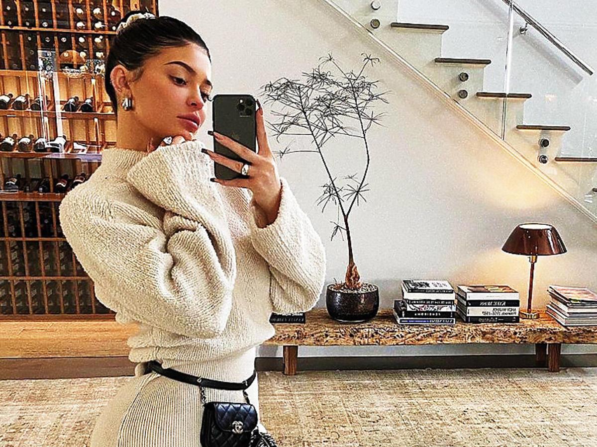 Adidasy w stylu Kylie Jenner