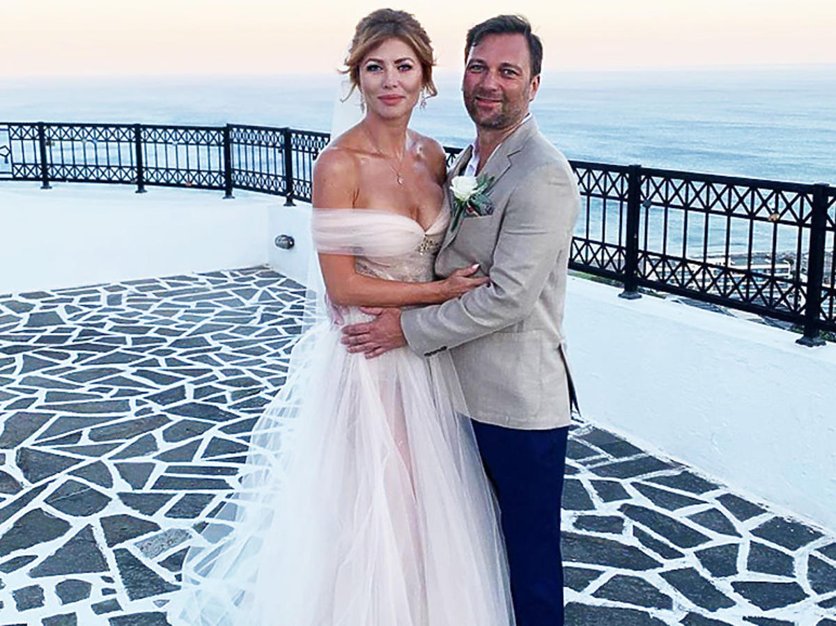 Agata Załęcka i Jakub Kwiatkowski wzięli ślub
