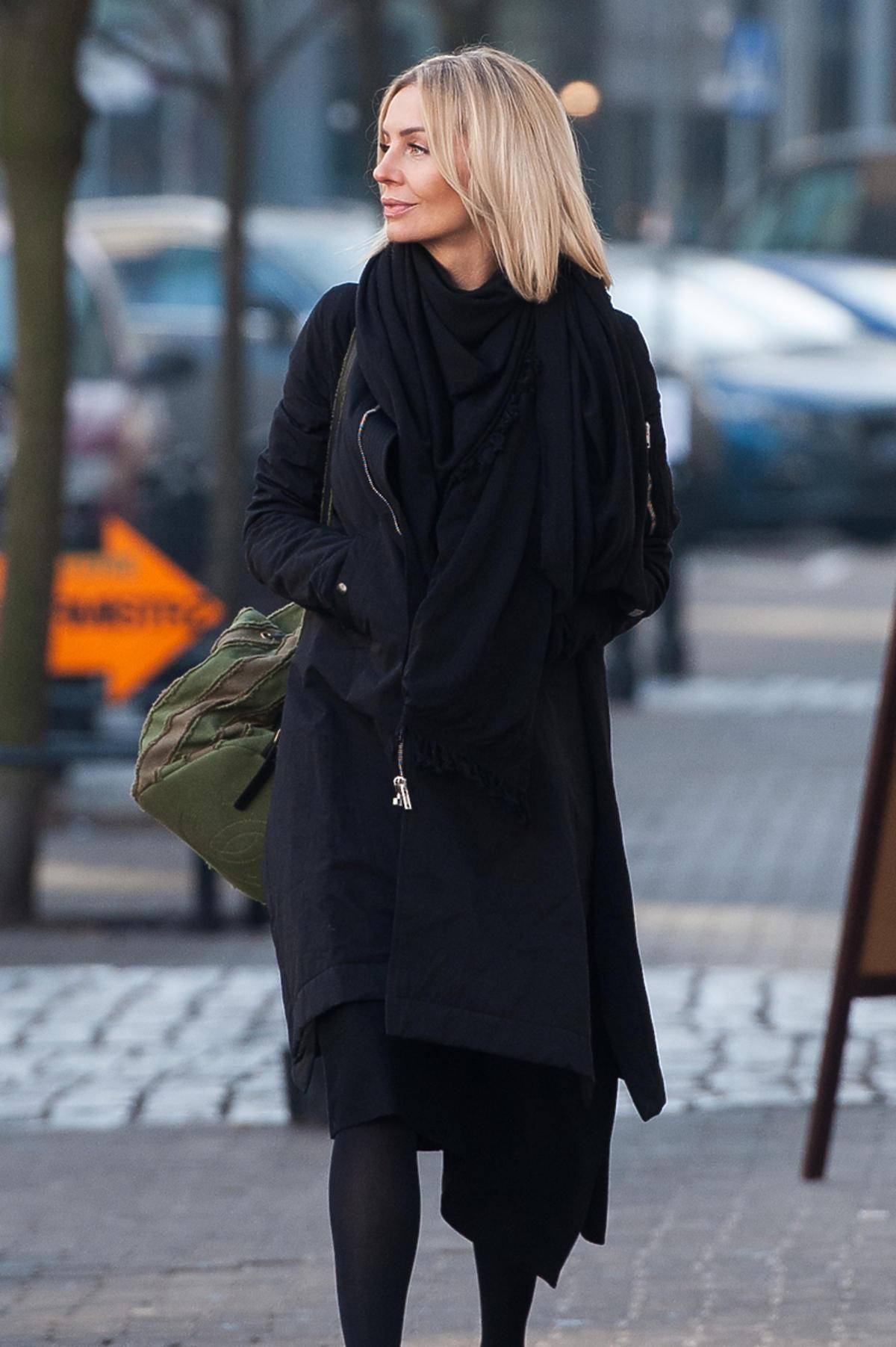 Agnieszka Woźniak-Starak z patchworkowym plecakiem Chanel za ponad 13 tysięcy złotych!