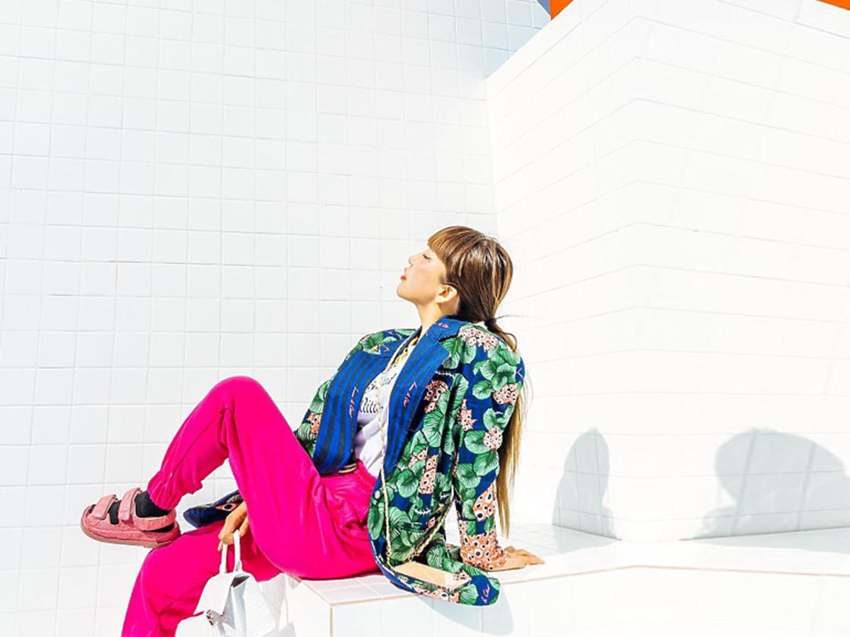 Anna Lewandowska w gumowych sandałach Chanel za 4 tysiące złotych!